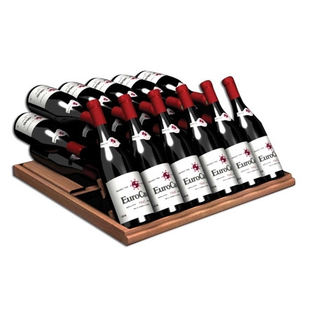 display wine